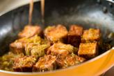 厚揚げの揚げ煮の作り方3