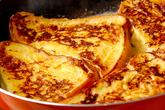 バナナフレンチトーストの作り方1