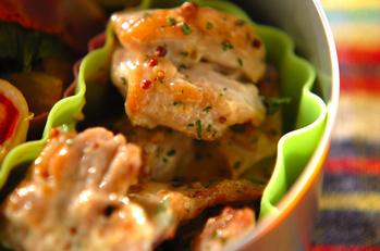 チキンのクリーム煮