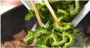 ゴーヤとラムのカレー炒めの作り方3