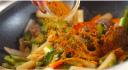 ゴーヤとラムのカレー炒めの作り方4
