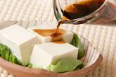 豆腐のジャコサラダの作り方2