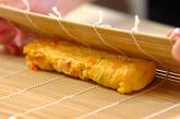 カラフル卵焼きの作り方5