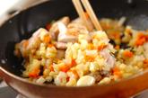 鶏肉の野菜ソース煮込みの作り方3