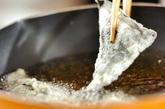 チーズのり天ぷらの作り方2