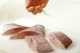 ふっくら鯛飯の下準備1