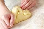 ピロシキ風揚げパンの作り方2
