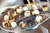 焼き餅入りキムチスープの下準備1