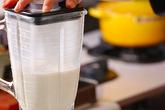コロッケのポタージュスープの作り方2