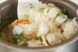 里芋の炊き込みご飯の作り方3
