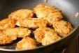 鶏むね肉のピカタの作り方2