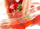 イチゴのサバイオーネの作り方1