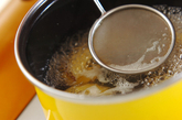 サツマイモのゴマみそ汁の作り方2