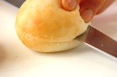 お好みの具をサンドして♪ミニバーガーの作り方7