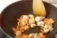 炒り鶏豆腐の作り方1