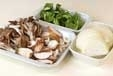 牛肉のソース炒めの下準備2