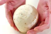 ミネラルたっぷり!のりチーズパン!の作り方4