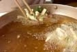 おさつのかき揚げの作り方3