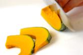 夏野菜のカレーマリネの下準備1