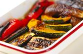 夏野菜のカレーマリネの作り方1