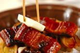 洋風ウナギ丼の作り方2