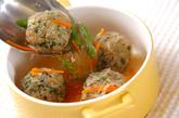 エビ団子入りスープ煮の作り方3