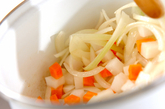 大根のスープの作り方1