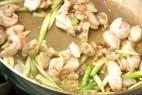 魚介たっぷりオムレツの作り方3