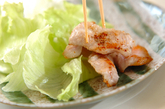 豚トロのシンプル炒めの作り方2