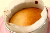 カマンベールチーズケーキの作り方4