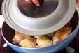 鶏のケチャップ焼きの作り方2