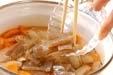 具だくさんトン汁の作り方1