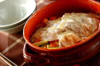 イタリアン蒸し鍋