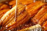 イワシの蒲焼きの作り方3