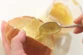 ほくほくソースコロッケサンドの作り方4