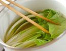 ゆで野菜の牛肉巻きの作り方2