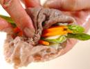 ゆで野菜の牛肉巻きの作り方4