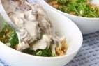 キノコの和風ドリアの作り方5
