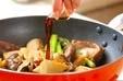タケノコの炒め物の作り方2