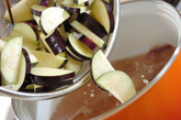 ナスのスープの作り方2