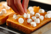 マシュマロトーストの作り方2