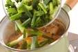 イカと豆腐の煮物の作り方2