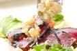 カツオのマリネサラダの作り方2