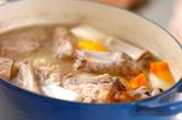 スペアリブと大根の塩煮の作り方2