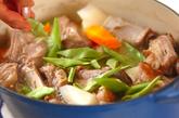 スペアリブと大根の塩煮の作り方3