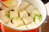 卵白のとろみスープの作り方2