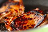 鶏肉のユズ風味照り焼きの作り方2