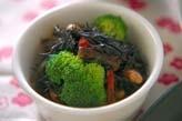 芽ヒジキの五目煮