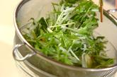 リンゴと大根のシャキシャキサラダの作り方1