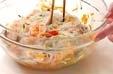 具だくさん春雨サラダの作り方3
